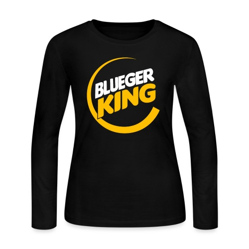 Blueger King - Women's Long Sleeve Jersey T-Shirt