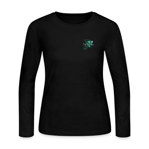 dragontshirtbrightersmaller - Women's Long Sleeve Jersey T-Shirt