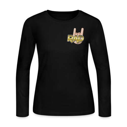 rock png - Women's Long Sleeve Jersey T-Shirt