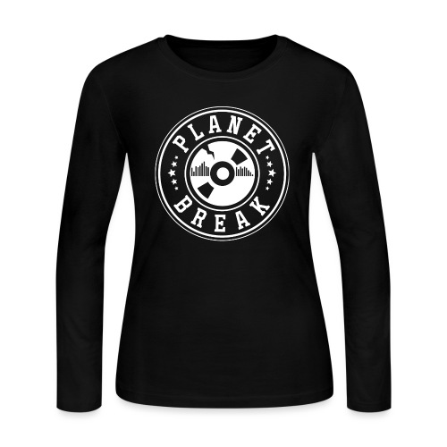 Planet Break - Women's Long Sleeve Jersey T-Shirt