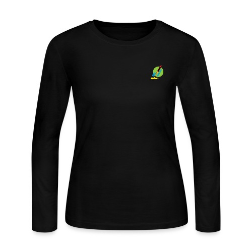 SQL Injection Womens Shirt - Women's Long Sleeve Jersey T-Shirt