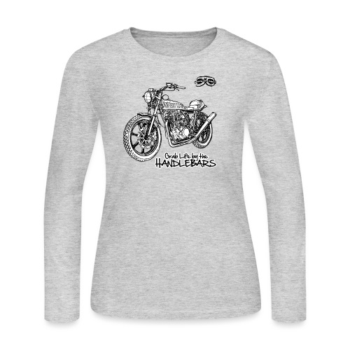 Original I - Women's Long Sleeve Jersey T-Shirt