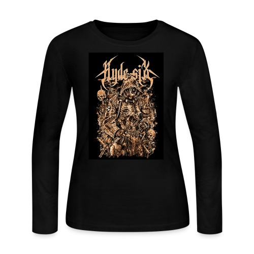 Hyde six - Women's Long Sleeve Jersey T-Shirt