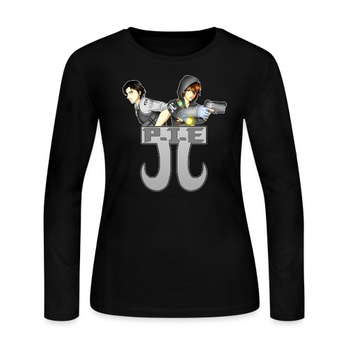 P I E - Women's Long Sleeve Jersey T-Shirt
