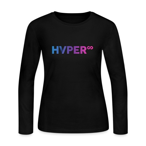 HVPER - Women's Long Sleeve Jersey T-Shirt