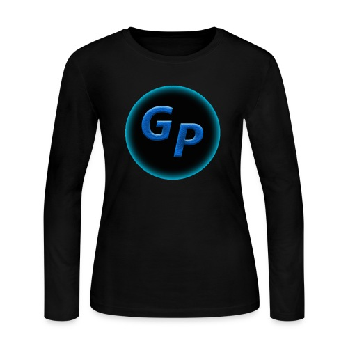 Large Logo Without Panther - Women's Long Sleeve Jersey T-Shirt