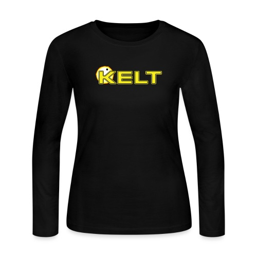 (kelt_logo_trans) - Women's Long Sleeve Jersey T-Shirt