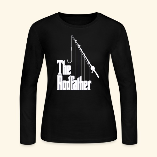 Rodfather - Women's Long Sleeve Jersey T-Shirt