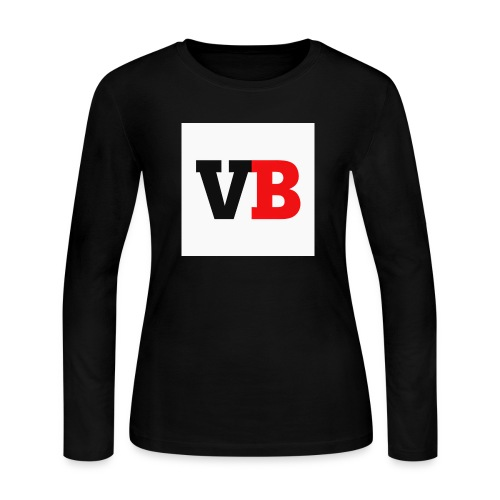Vanzy boy - Women's Long Sleeve Jersey T-Shirt
