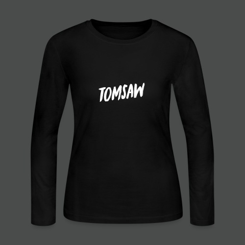 Tomsaw NEW - Women's Long Sleeve Jersey T-Shirt