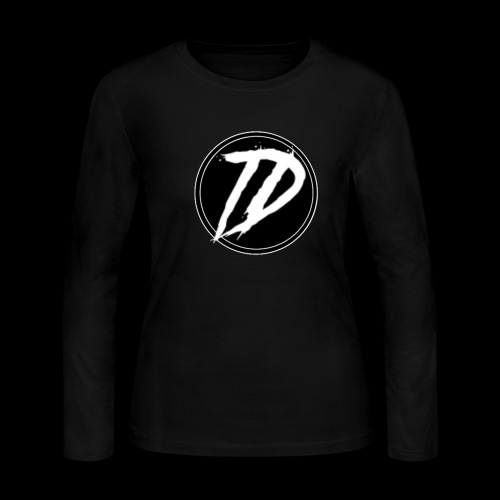Team DEBUG Logo - Women's Long Sleeve Jersey T-Shirt