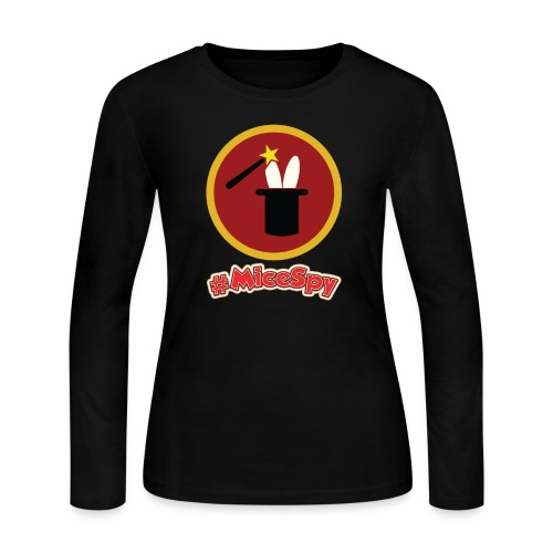 Magic Shop Explorer Badge - Women's Long Sleeve Jersey T-Shirt