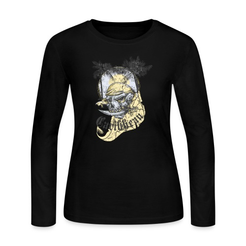 Carribean - Women's Long Sleeve Jersey T-Shirt