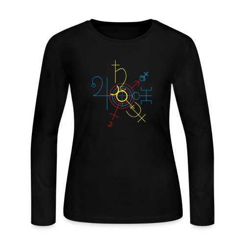 Universally Equal - Women's Long Sleeve Jersey T-Shirt