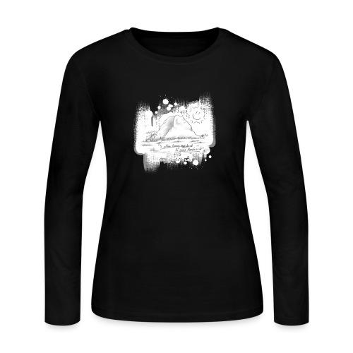 Listen to Hardrock - Women's Long Sleeve Jersey T-Shirt