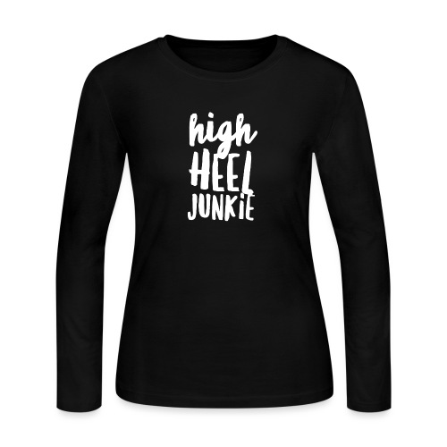 HHJ-White - Women's Long Sleeve Jersey T-Shirt