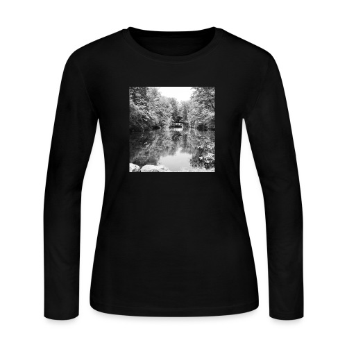 Lone - Women's Long Sleeve Jersey T-Shirt