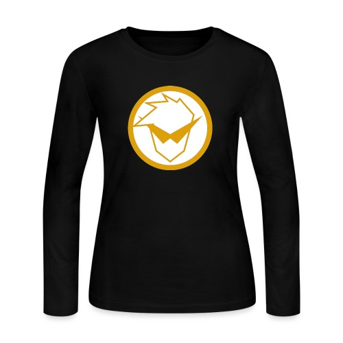 FG Phone Cases (Pure Clean Gold) - Women's Long Sleeve Jersey T-Shirt