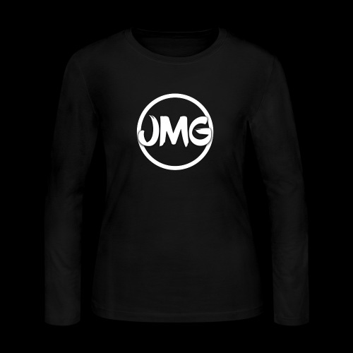 Womens JMG Hoodie - Women's Long Sleeve Jersey T-Shirt