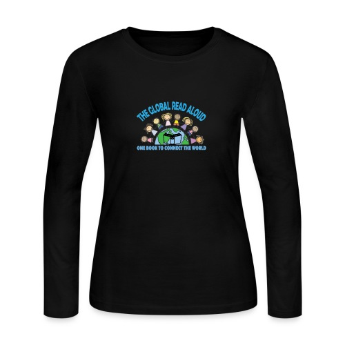 Global Read Aloud 2018 - Women's Long Sleeve Jersey T-Shirt