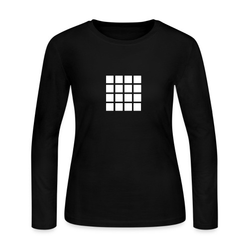 Drum Pads - Women's Long Sleeve Jersey T-Shirt