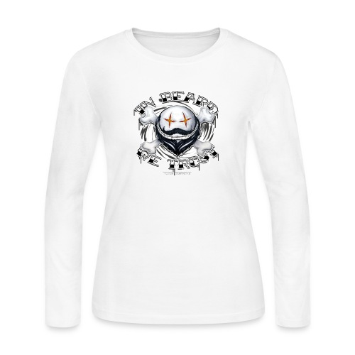 in beard we trust - Women's Long Sleeve Jersey T-Shirt