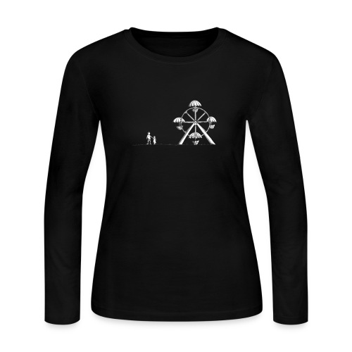 Ferris Wheel - Women's Long Sleeve Jersey T-Shirt