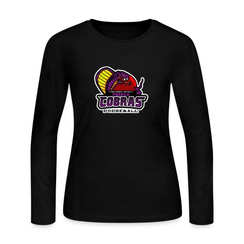 globo gym costume - Women's Long Sleeve Jersey T-Shirt