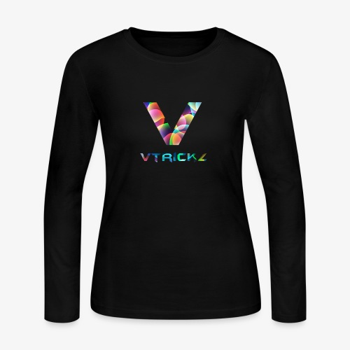 New logo - Women's Long Sleeve Jersey T-Shirt