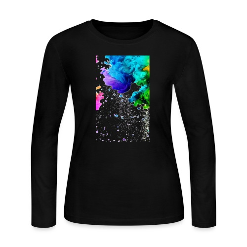 coloral design - Women's Long Sleeve Jersey T-Shirt