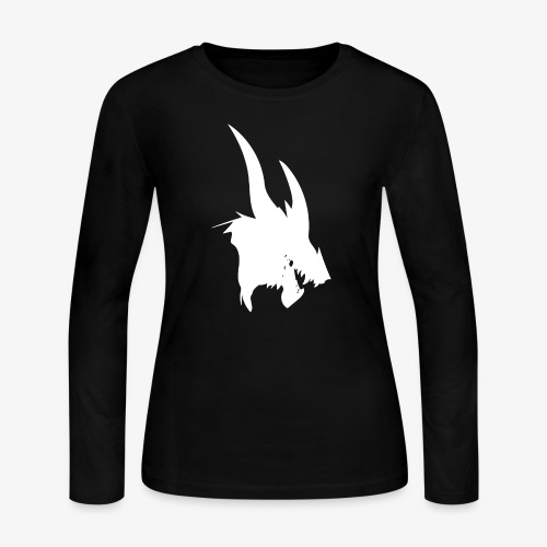 dragon sil - Women's Long Sleeve Jersey T-Shirt