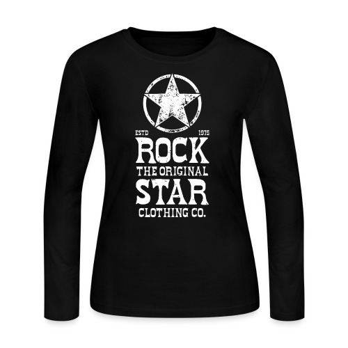 original rock star - Women's Long Sleeve Jersey T-Shirt