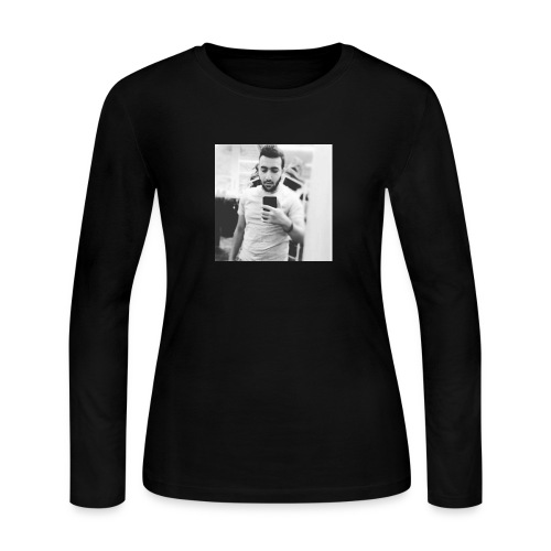 Ahmad Roza - Women's Long Sleeve Jersey T-Shirt