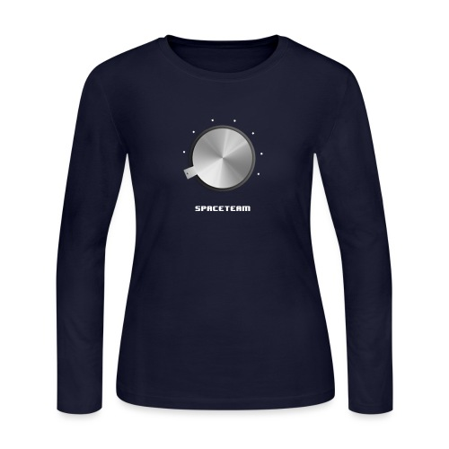 Spaceteam Dial - Women's Long Sleeve Jersey T-Shirt