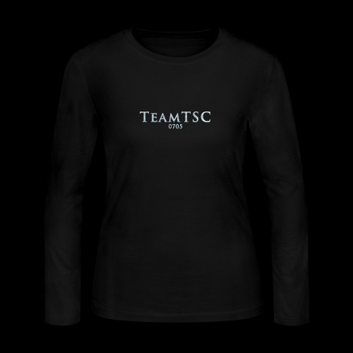teamTSC Freeze - Women's Long Sleeve Jersey T-Shirt