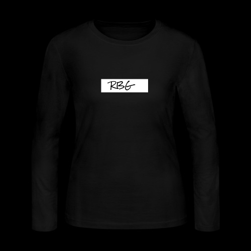 RBG - Women's Long Sleeve Jersey T-Shirt