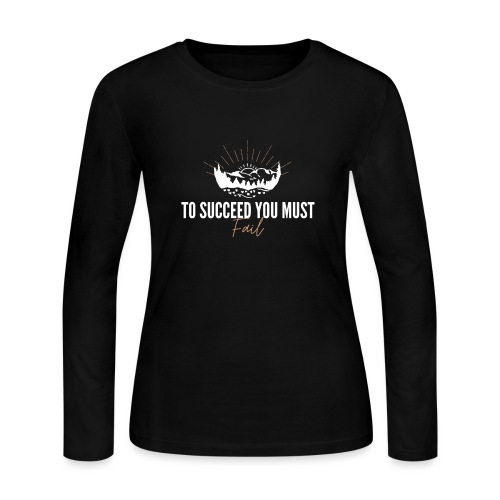 TSUMF (MERCH) - Women's Long Sleeve Jersey T-Shirt