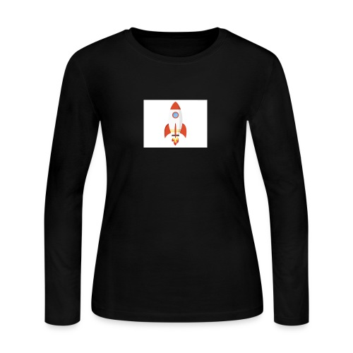 rocket t - Women's Long Sleeve Jersey T-Shirt
