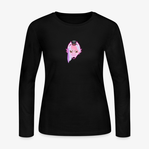 1Logo 1 - Women's Long Sleeve Jersey T-Shirt