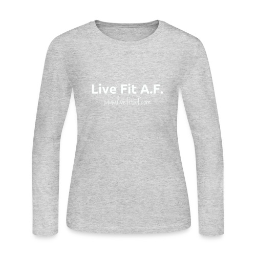 COOL TOPS - Women's Long Sleeve Jersey T-Shirt