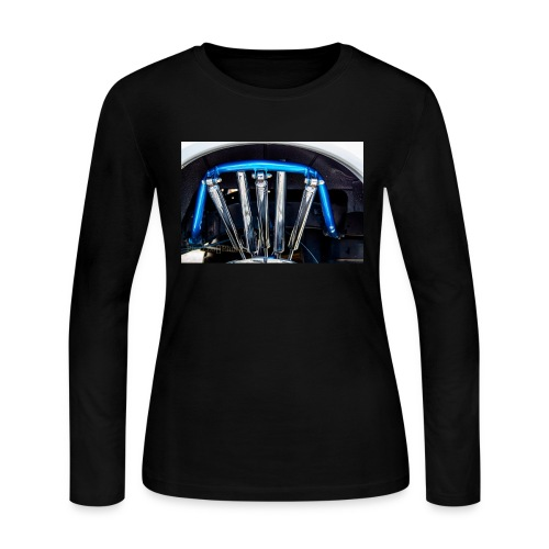 FB IMG 1494523608383 - Women's Long Sleeve Jersey T-Shirt