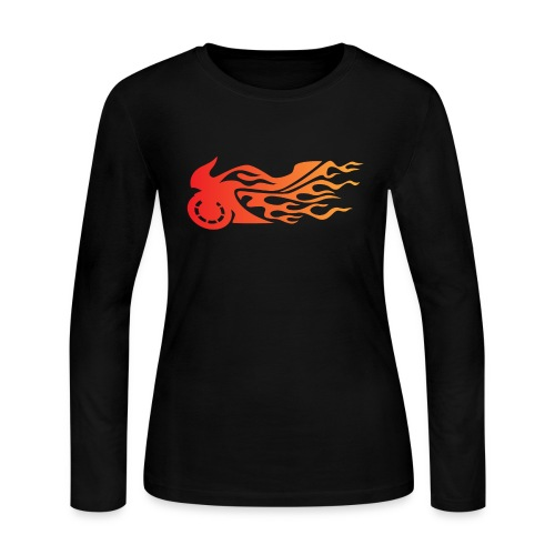 Sportbike - Women's Long Sleeve Jersey T-Shirt