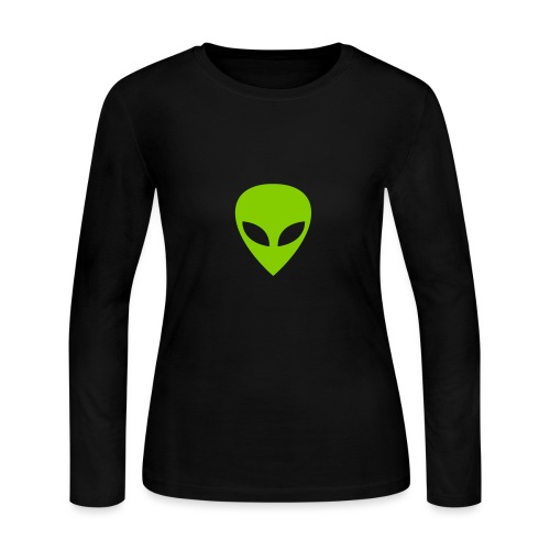 Alien - Women's Long Sleeve Jersey T-Shirt