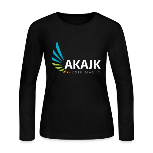 2018 Magic - Women's Long Sleeve Jersey T-Shirt
