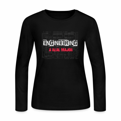 Electrical Engineering T Shirt - Women's Long Sleeve Jersey T-Shirt