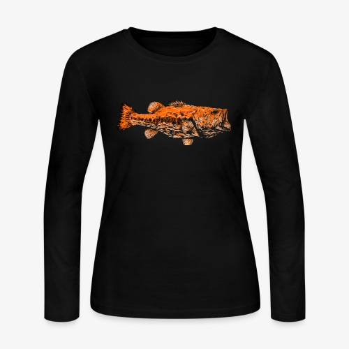 ORANGE YOU GLAD YOU FOUND THIS SHIRT! - Women's Long Sleeve Jersey T-Shirt
