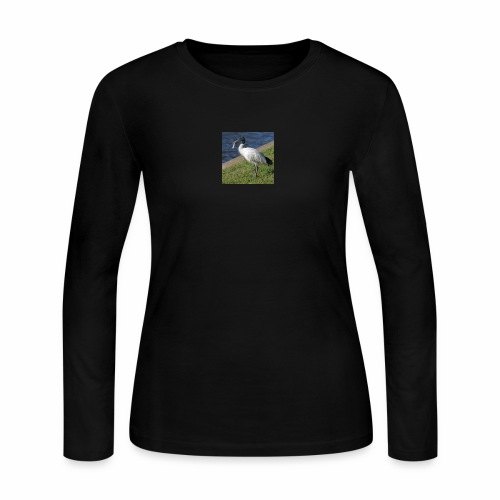 Ibis ciggie - Women's Long Sleeve Jersey T-Shirt