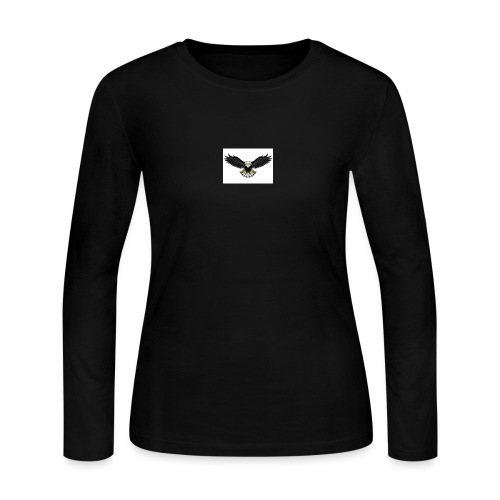 Eagle by monster-gaming - Women's Long Sleeve T-Shirt