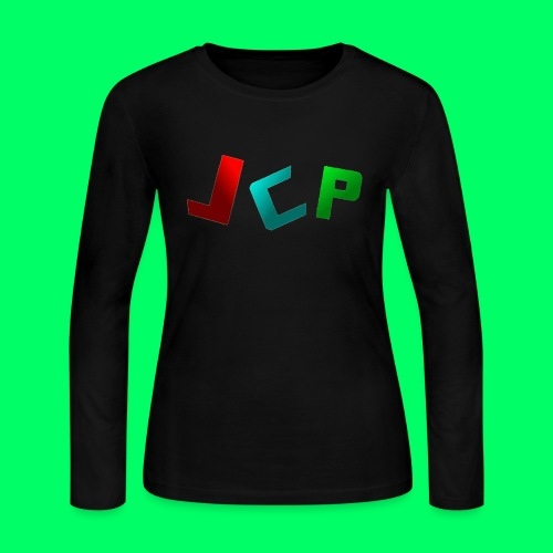JCP 2018 Merchandise - Women's Long Sleeve Jersey T-Shirt