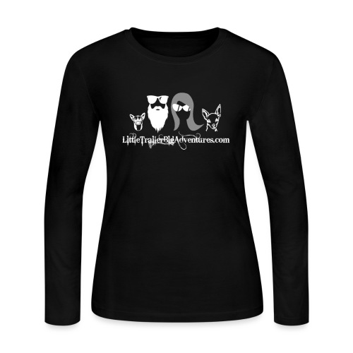 LTBA Head Shots - Women's Long Sleeve Jersey T-Shirt